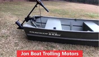 Jon Boat Trolling Motors 2021