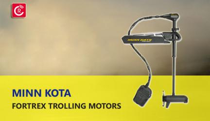 Minn Kota Fortrex Trolling Motors
