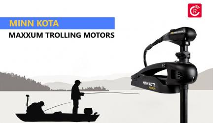 Minn Kota Maxxum Trolling Motors