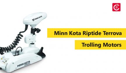 Minn Kota Riptide Terrova Trolling Motors
