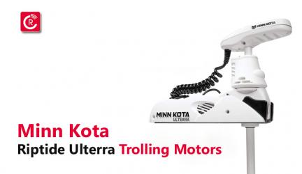 Minn Kota Riptide Ulterra Trolling Motors