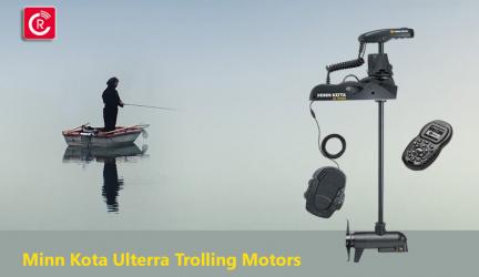 Minn Kota Ulterra Trolling Motors