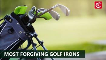 Most Forgiving Golf Irons 2021