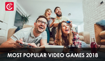 Most Popular Video Games 2018