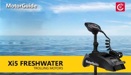 Motorguide Xi5 Freshwater Trolling Motors