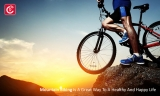 Mountain Biking Is A Great Way To A Healthy And Happy Life