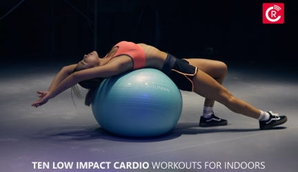 Ten Low Impact Cardio Workouts For Indoors