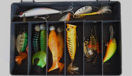 The Most Efficient Way to Organize Your Tackle Box