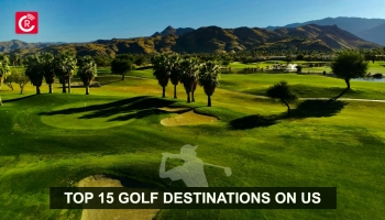 Top 15 Golf destinations In US