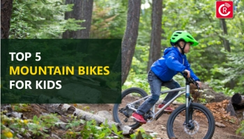 Top 5 Mountain Bikes For kids