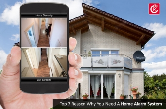 Top 7 Reason Why You Need A Home Alarm System