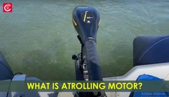 What Is A Trolling Motor?