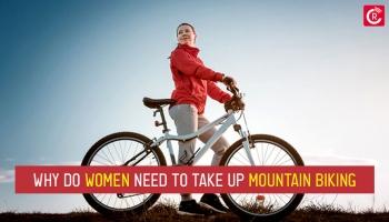 Why Do Women Need To Take Up Mountain Biking
