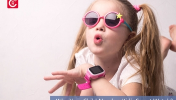 Why Your Child Needs a Kids Smart Watch?