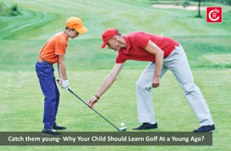 Catch them young- Why Your Child Should Learn Golf At a Young Age?